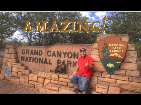 Grand Canyon! ~ Views, Wildlife, & Free Camping!