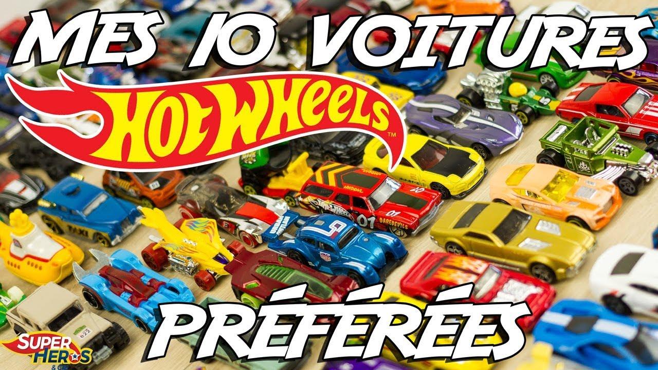Review Jouets De Collection Wheels Ma Voitures Enfants Youtube Les Préférées Hot Kids 10 Toy tdQrsh
