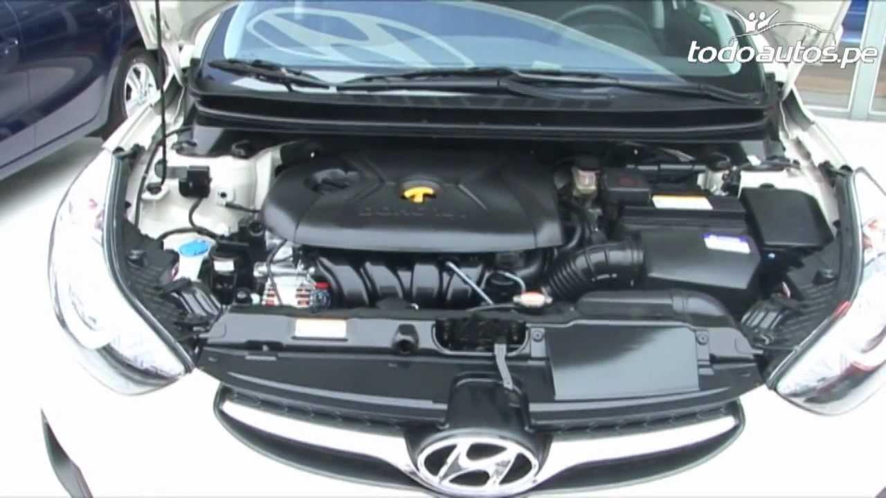 Hyundai Elantra 2011 en Per Presentado por Todoautospe  YouTube