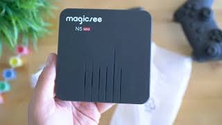 a Good Mi Box Alternative: Magicsee N5 Max  Review and Test