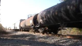 CSX HIGH SPEED TRAIN