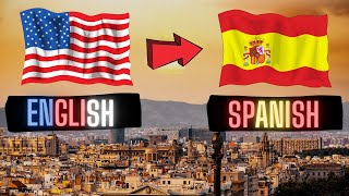 Learn SPANISH - Listening and Conversation Practice in Spanish - Learn Spanish