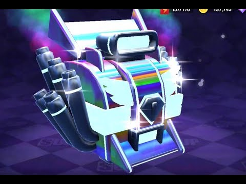RAINBOW CHEST OPENING - SUP Multiplayer Racing