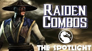 RAIDEN COMBOS ARE SICK! | Mortal Kombat X Spotlight (EMPR Rio, ParsaHP, Blackout, Hippo, N More!)