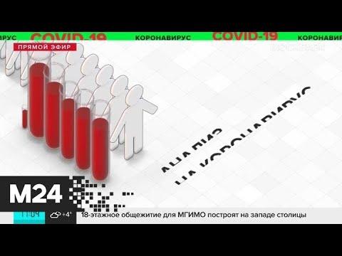 Как обнаружить симптомы коронавируса медицина - Москва 24