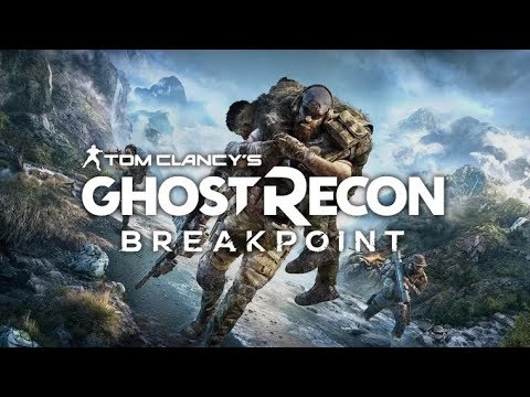 Стрим Tom Clancy's Ghost Recon Breakpoint - Опасный Альфа !