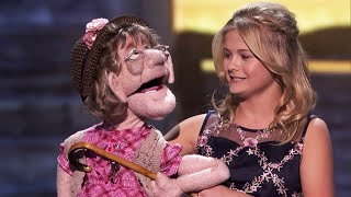 Darci Lynne (Barry Manilow) - Can't Smile Without You (Subtitles PT/ENG)