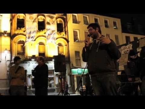 Occupy Dame Street: Day Twenty One