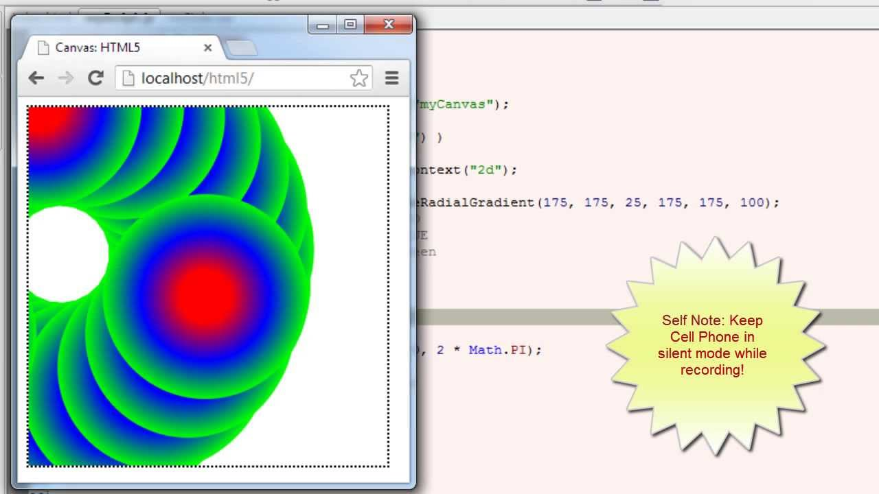 Rotate Transformation and Animation in Canvas: HTML5