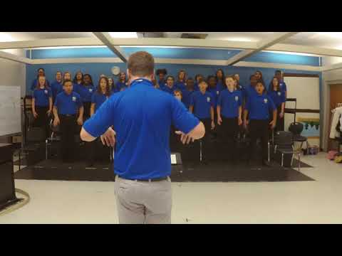 Oakbrook Middle School Singing Eagles