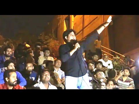 Imran Pratapgarhi eve JNU Mushaira   vibrant attack- PM Modi & BJP   shayari, 12 March Full video
