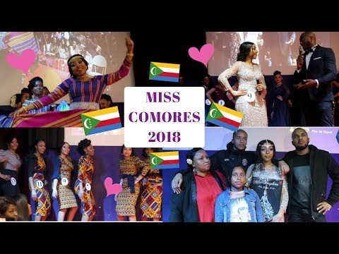 VLOG MON EXPERIENCE À L'ELECTION MISS COMORES !