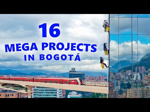 16 MEGA Projects in Bogotá Happening NOW! (June 2019 Update)