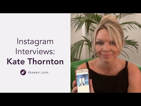 Kate Thornton: My Favourite Shoes