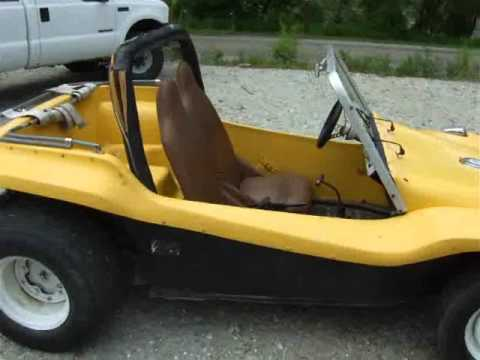1964 Vw Dune Buggy For Sale Youtube