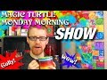 The Magic Turtle Monday Morning Show - HOT TAKES and CLONES