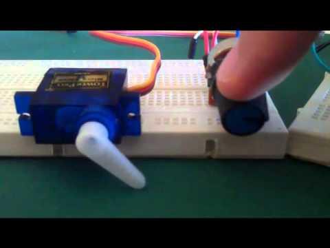 Tutorial Arduino: Servomotor - Electroensaimada DIY