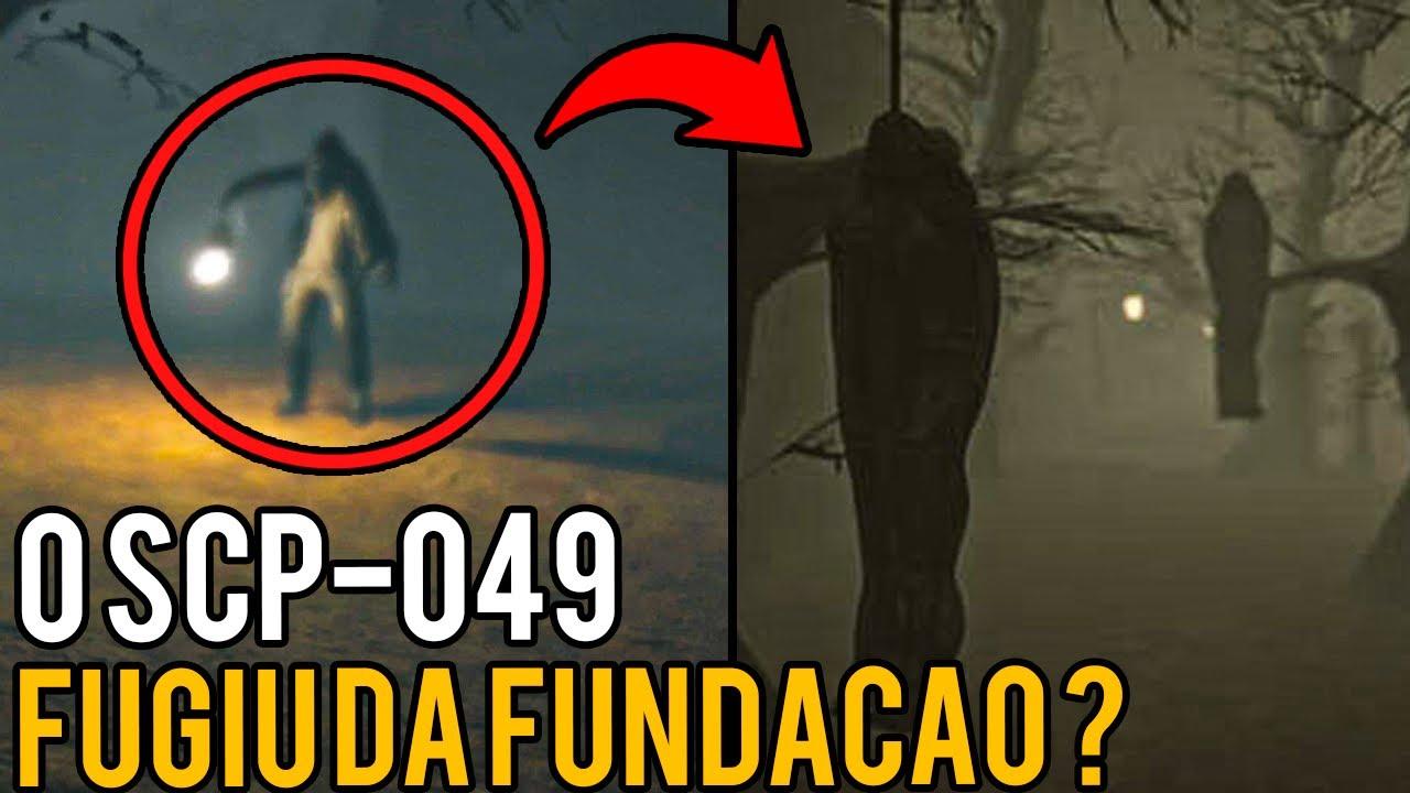 O SCP-049 ESTÁ A SOLTA NA CIDADE ASSUSTADORA - Plague HorrorGame (JOGO DO SCP-049)