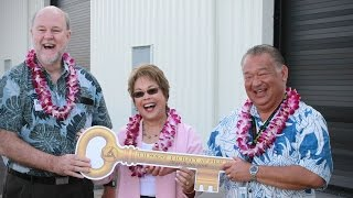 UH School of Ocean and Earth Science and Technology receives new marine facility