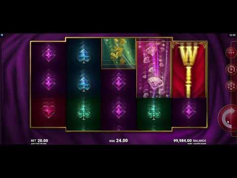 Обзор игрового автомата Ruby Casino Queen (JFTW/Microgaming)