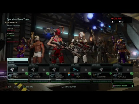 Katmeister's XCOM2 War of the Chosen Chat Lounge21: Building Youtube Channel Creator Communit