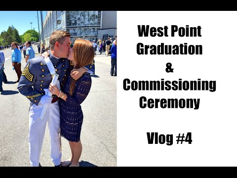 West Point Graduation & Commissioning Ceremony Vlog #4