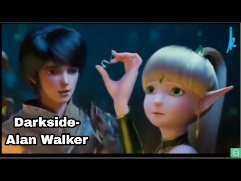 Darkside - Alan Walker [OFFICIAL] Feat. Au/Ra & Tomine Harket |