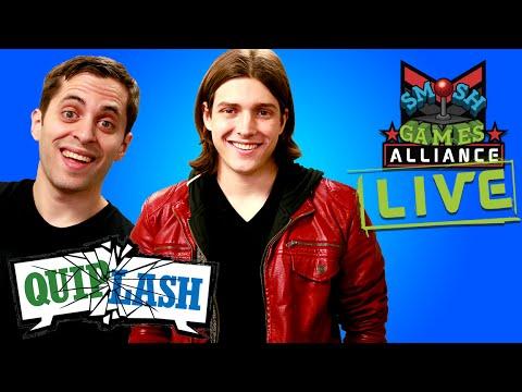 QUIPLASH LIVE W/ SMOSH GAMES: THE LAST LASH