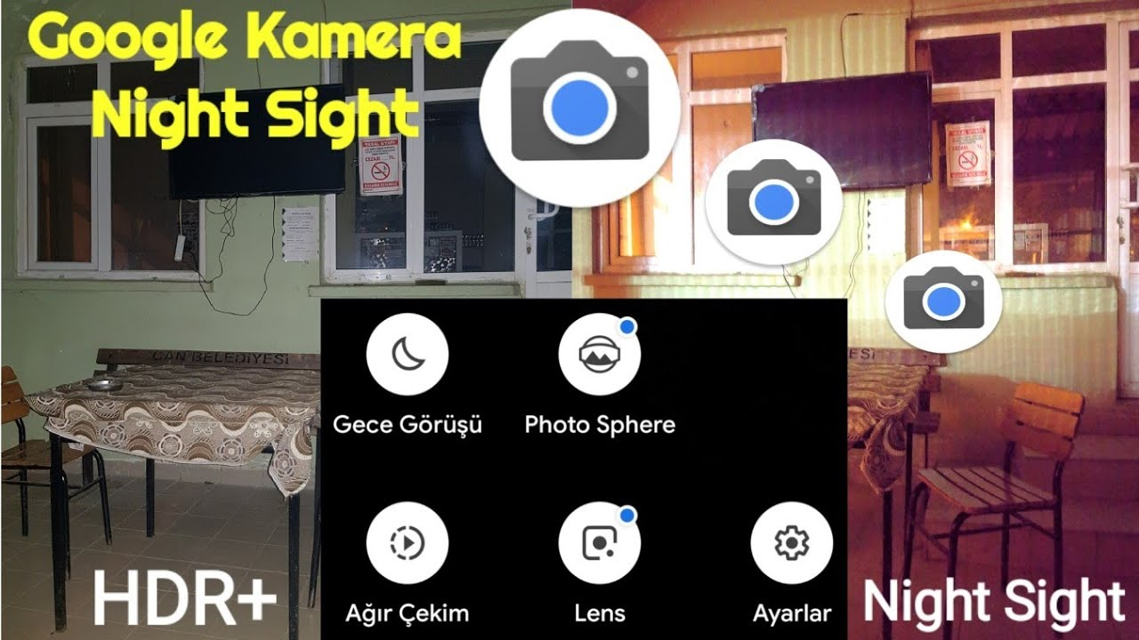 Google Kamera MGC_6 1 021 BSG Arnova Night Sight Exynos !!!
