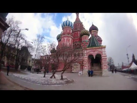 Tour Vlog 15 - Kodaline - Russia - Moscow and St Petersburg