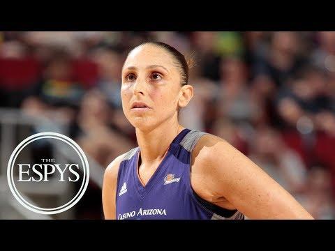 Diana Taurasi Is A Basketball Phenom | The ESPYS | ESPN