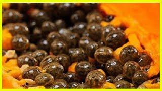 パパイヤは健康にも良い美味しいフルーツです。食物繊維、カルシウム、...