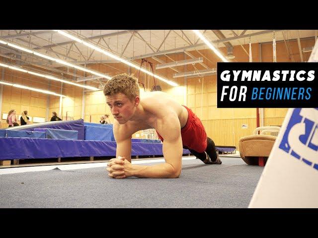 Beginner Gymnastics Strength