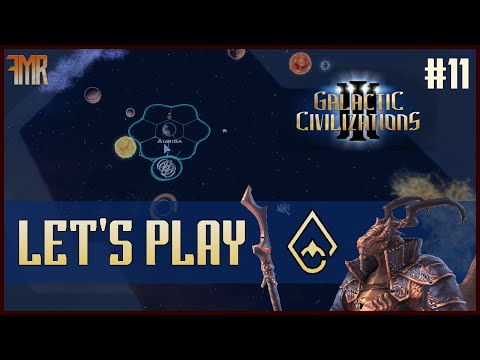 Let's Play - Galactic Civilizations 3 Crusade - #11