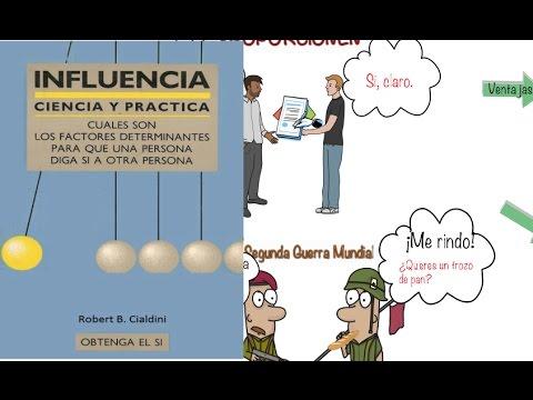 Influencia: Ciencia y Practica por Robert Cialdini - Resumen Animado
