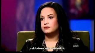 Demi Lovato Habla de intimidación, Mutilación, bulimia y Rehabilitación