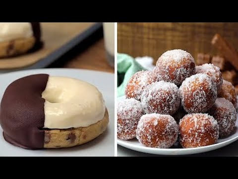 5 Dreamy Donut Recipes To Satisfy Your Sweet Tooth