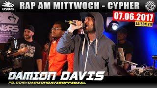 RAP AM MITTWOCH BERLIN: 07.06.17 Die Cypher feat. DAMION, DROB, NOIZE, SIMDAL uvm. (1/4)