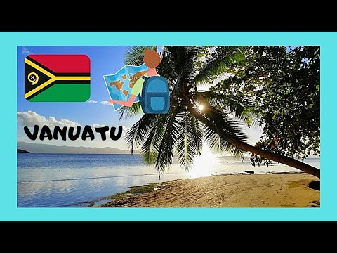 VANUATU, tour of a fascinating REMOTE ISLAND in the Pacific Ocean