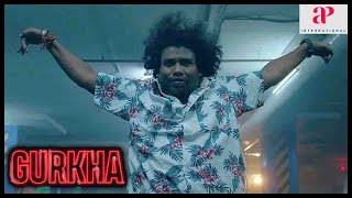 Gurkha 2019 Movie Climax | Police save the hostages | Yogi Babu stabs Raj Bharath | End Credits