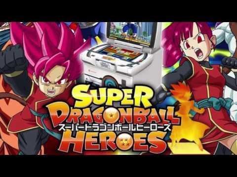 ♫ Nightcore - Super Dragon Ball Heroes Opening Full