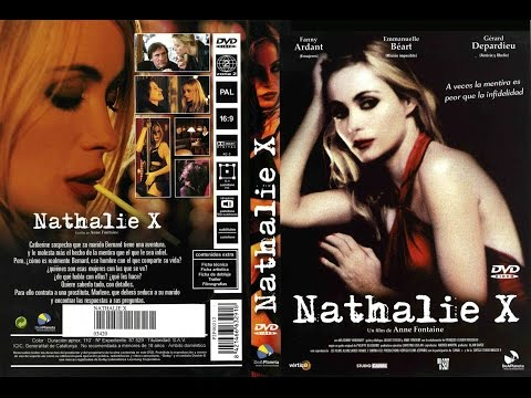 TR.Nathalie X - Tvrip - 2003 - Gérard Depardieu - Raro