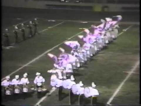 1990 Mountain View High School Spartan Marching Band - Mountain View, CA.mp4