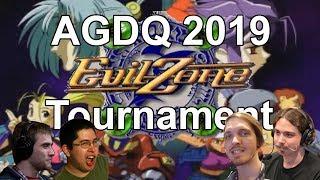 AGDQ 2019 Evil Zone Tournament
