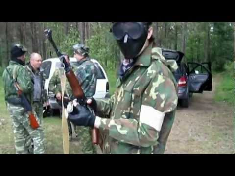 "Airsoft clip Belarus ""Больничный режим"" Strikebattle 16/06/2012 Dub Step Diamond Style"