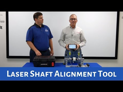 How To Use A Laser Shaft Alignment Tool Using Vibralign Fixturlaser EVO
