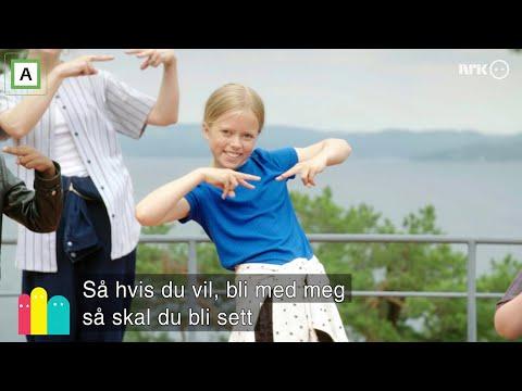 BlimE - Mer enn god nok - Stina Talling - BlimE-dansen 2019 - NRK Super