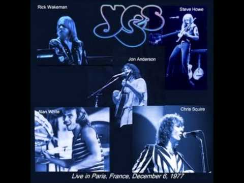 Yes - Starship Trooper [Live in Paris, 1977]