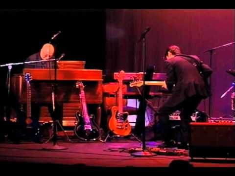 Paul Shaffer and Gil Parris Live !!