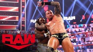 Xavier Woods vs. Randy Orton: Raw, May 31, 2021